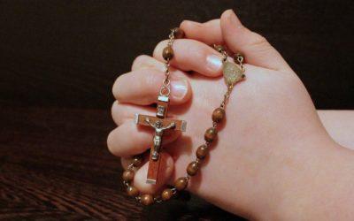 Prière pour l'abbé Zanette