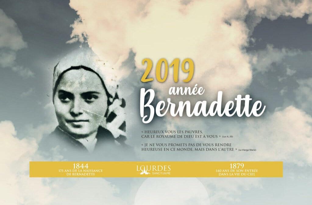 2019 : l'année Bernadette