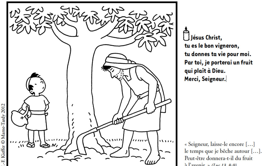 3e dimanche de Carême