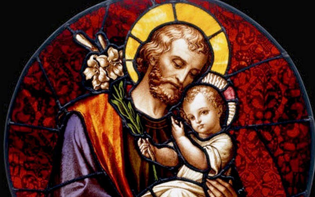 Le saint du jour : Saint Joseph