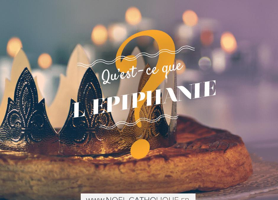 5 janvier, fête de l'Epiphanie.