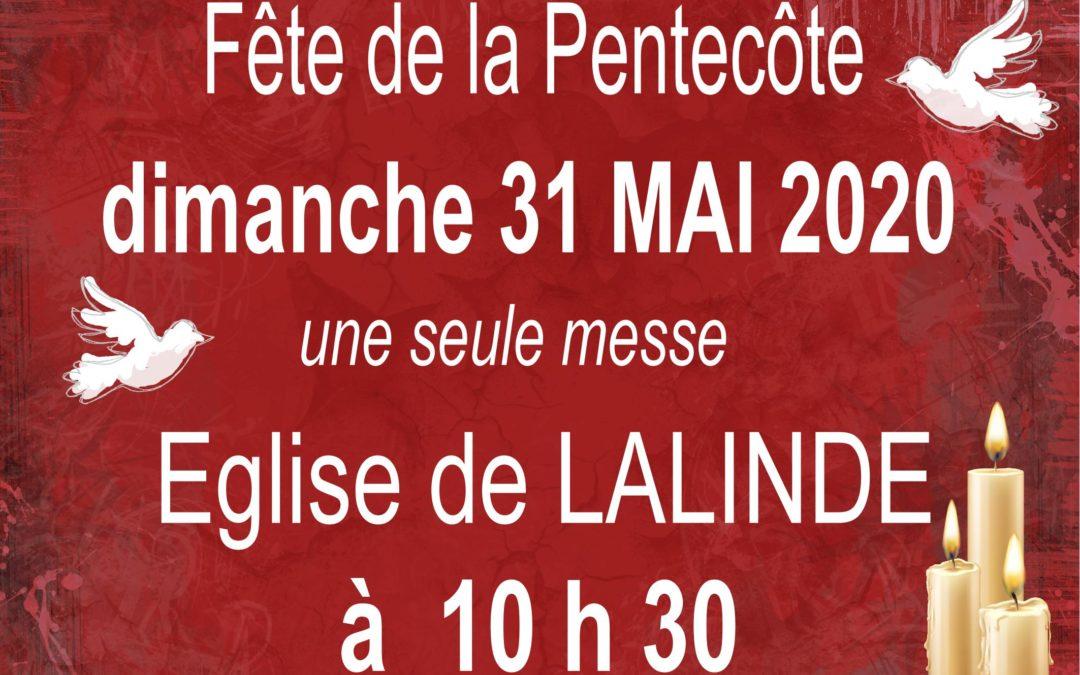 Fête de la Pentecôte en assemblée…