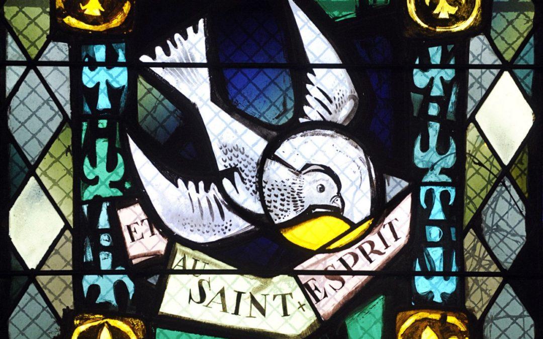 Prières pour la Pentecôte