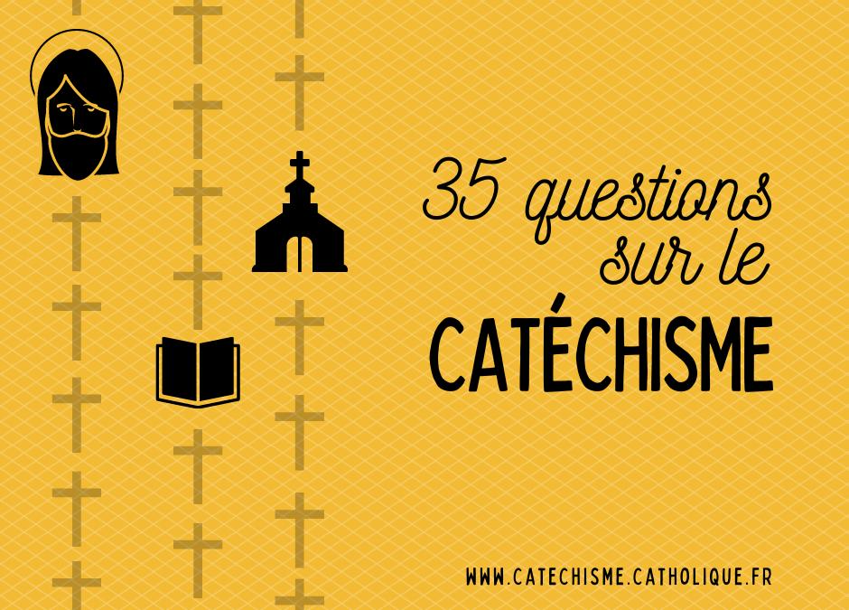 Pourquoi inscrire votre enfant au catéchisme
